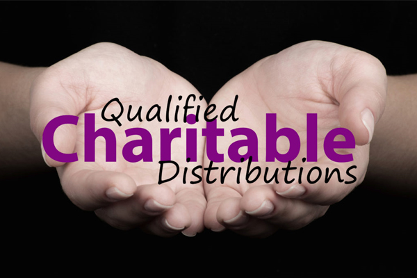Qualified Charitable Disbtribution Blog Image