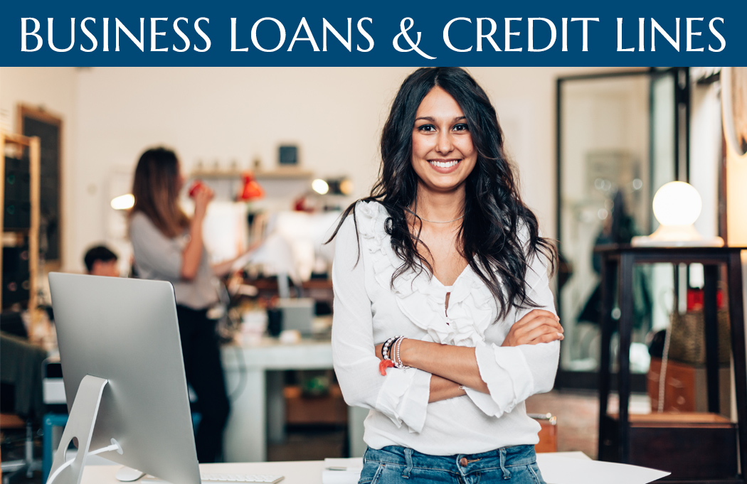 Business Loans & Credit Lines Icon
