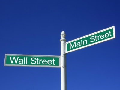 Investment Management_Wall Street vs. Main Street: Why One Does Not Reflect the Other